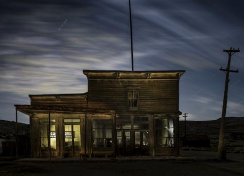 Hôtel Abandonné Bodie