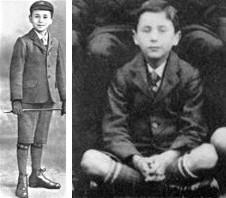 John Haigh Enfant