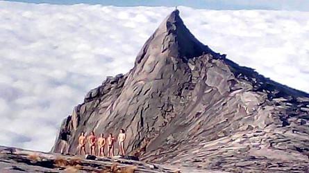Nudistes Malaisie