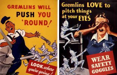 Attention aux Gremlins