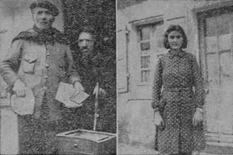 M. et Mme Aucher, Geneviève