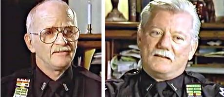 William Davies  et John Rundle