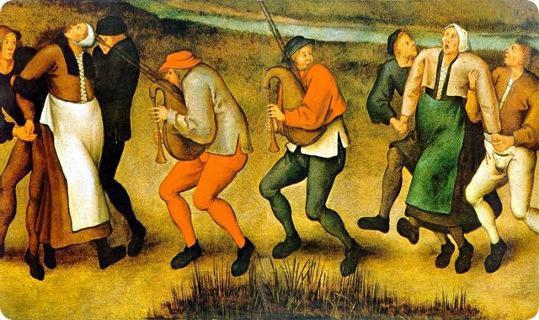 Épidémie Dansante
