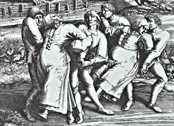 Manie Dansante