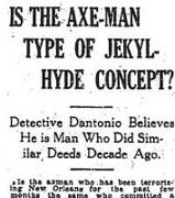 Dr Jeckyl et M. Hyde?