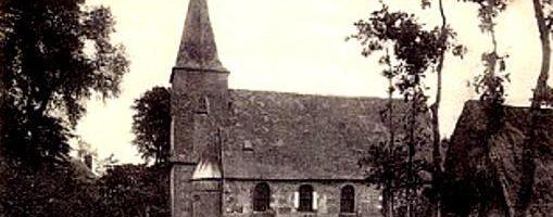 Le Presbytère de Cideville