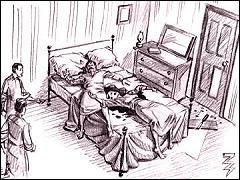 Découverte des corps de la famille Maggio