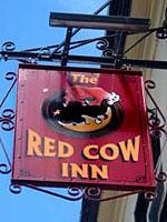 Enseigne Red Cow Inn