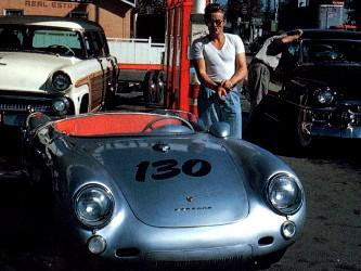 La Porsche de James Dean