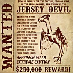 Wanted Diable de Jersey