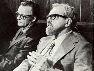 Dr Harder et Dr Hynek