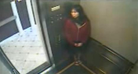 Elisa Lam Ascenseur