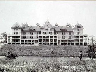 Hôpital Peoria 1905