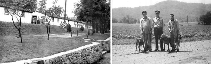 Petites Maisons et Évasions à la Prison de Moundsville