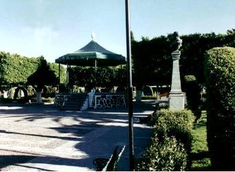 Le parc Benito Juárez