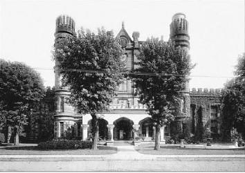 La Prison de Moundsville en 1902