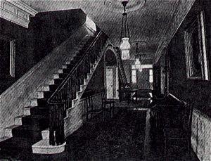 Le Grand Escalier du Manoir