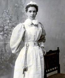 Amelia Dyer Infirmière