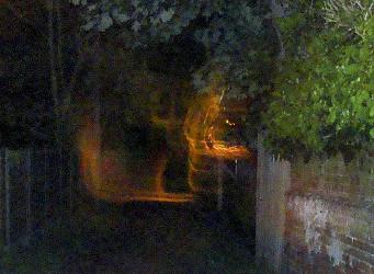 Les Fantômes de The Cage