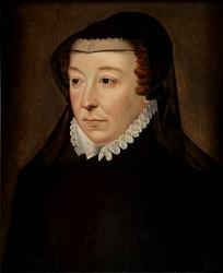 Catherine de Médicis 1555