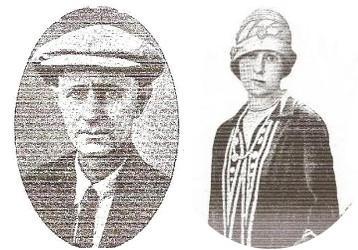 Fred et Mayme Koett