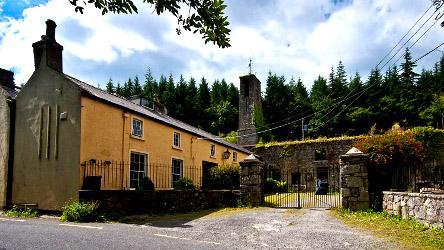 Maison de Killakee Stewards