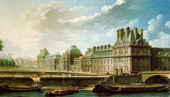Le Palais des Tuileries