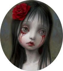 Petite Fille Gothique