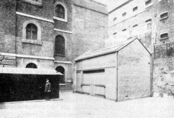 M. Scott dans la Prison de Newgate