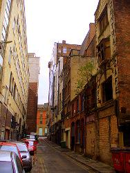 Brooks Alley Liverpool