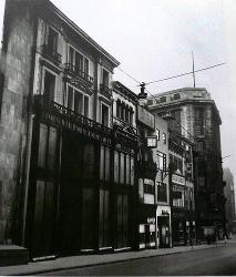 La Boutique Cripps sur Bold Street Liverpool