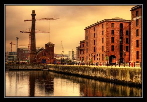 Les Portes du Temps de Liverpool