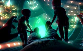 Aliens Abduction