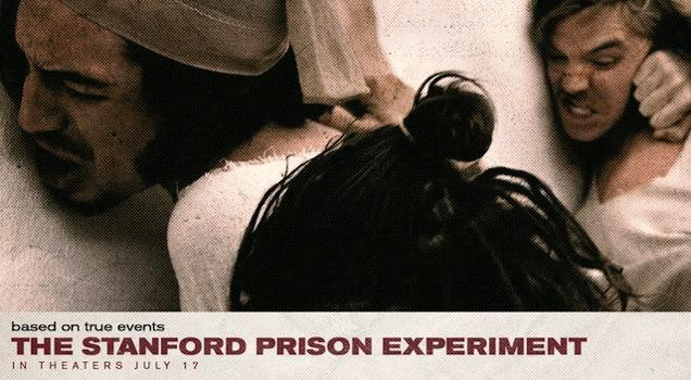 Affiche The Stanford Experiment