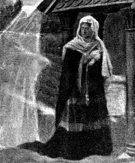 La Femme et le Fantôme