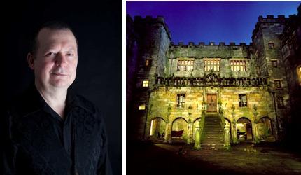 John Blackburn et la Château de Chillingham