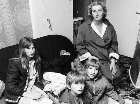 La Famille Hodgson
