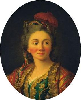 Le Revenant de Mademoiselle Clairon