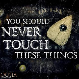 Never Touch Ouija