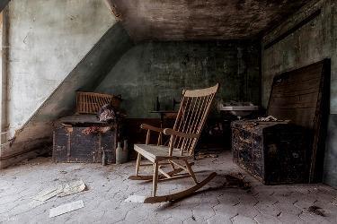 Rocking Chair Grenier