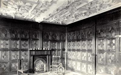 Cheminée Calgarth Hall