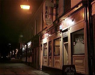 Le Mitre Bar de Glasgow