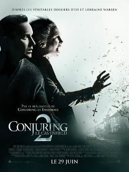 Affiche Conjuring 2