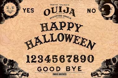 Ouija Halloween