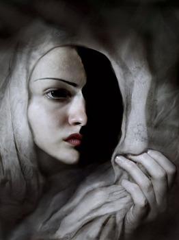Femme dans l'Ombre