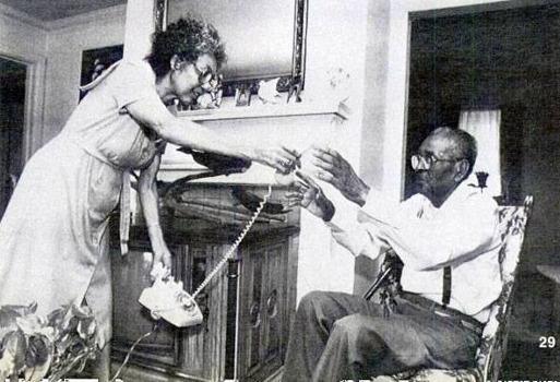William et Minnie Winston