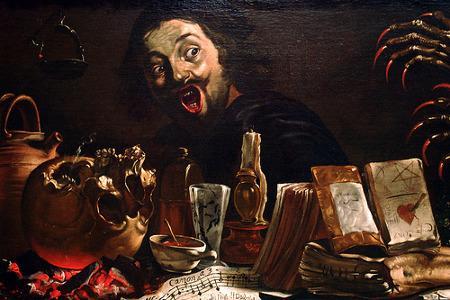 Alchimiste et Mains de la Mort