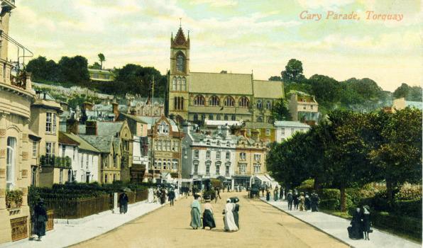 Église Saint John à Torquay