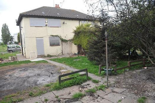 Maison Hantée Wansford Grove