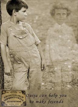 Ouija et Petit Garçon